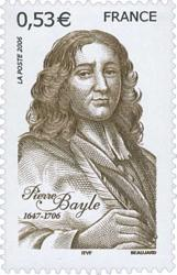 timbre Pierre Bayle 2006