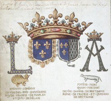 armoiries bretagne
