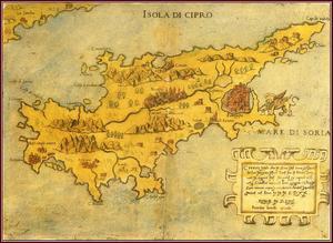 Chypre Carte Histoire.Chypre Histoire Patrimoine Cartes Documents En Ligne