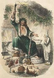 Conte de Noël de Charles Dickens : A Christmas Carol - LEXILOGOS >>