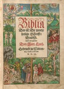 Bible de Luther