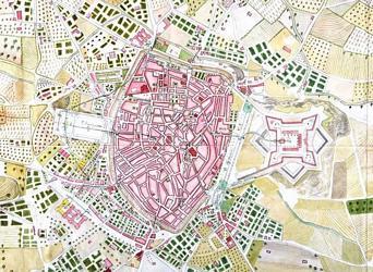 plan Montpellier