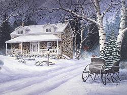 Art Museum Christmas Cards