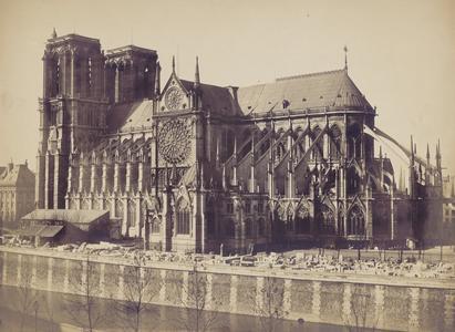 viollet le duc cathédrale notre dame de paris