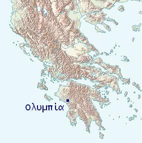 Jeux olympiques antiques, origine, histoire   Olympie, Zeus