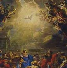 Pentec te colombe saint esprit origine signification lexilogos - Lundi de pentecote signification ...