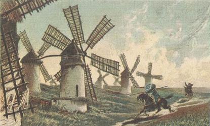 sources d'inspiration du moulin