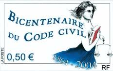 timbre code civil